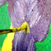 Creatief schilderen Ardennen