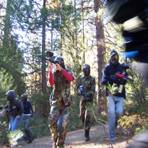 Paintball Ardennen
