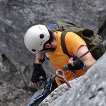 Klettersteig Ardennen