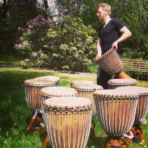 Djembe workshop Ardennen